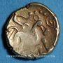 Münzen Grande Bretagne. Atrébates. Statère, classe B, (vers 55-45 av. J-C)