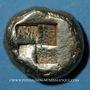 Münzen Mysie. Cyzique (500-450 av. J-C). Statère d'électrum