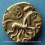 Münzen Nerviens (région du Nord de la France et du Nord de la Belgique). Statère