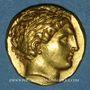Münzen Royaume de Macédoine. Philippe II (359-336 av. J-C). Statère. Lampsaque, vers 323-316 av. J-C