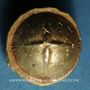 Münzen Séno-Carnutes (2e siècle et début 1er siècle av. J-C). Statère globulaire à la croix et au torque