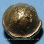 Münzen Sénones (région de Sens) (vers 100-80 av. J-C). Statère globulaire à la croix