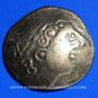 Münzen Séquanes (région de Besançon) (fin du 2e - début du 1er siècle av. J-C). Statère