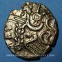 Münzen Suessiones (région de Soissons), fin du 2e - 1ère moitié du 1er siècle av. J-C. Statère à l'œil