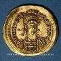 Münzen Théodose II (402-450). Solidus. Constantinople, 441-450