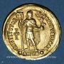 Münzen Valentinien I (364-375). Solidus. Antioche, 2e officine, 364-367