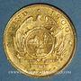 Münzen Afrique du Sud. République. 1 pond 1900. (PTL 917‰. 7,99 g)