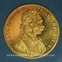 Münzen Autriche. François Joseph (1848-1916). 4 ducats 1915. Refrappe. (PTL 986‰. 13,96 g)