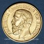 Münzen Bade. Frédéric I, grand duc (1856-1907). 10 mark 1891G. 900 /1000. 3,98 gr