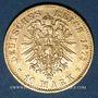 Münzen Bavière. Louis II (1864-1886). 10 mark 1875D. 900 /1000. 3,98 gr