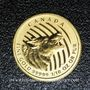 Münzen Canada. Elisabeth II (1952- /). 20 dollars 2015. Loup hurlant. 999,99 /1000. 3,11 g