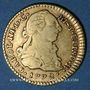 Münzen Colombie. Charles III (1759-1788). 1 escudo 1772P JS