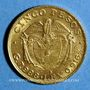Münzen Colombie. République. 5 pesos 1920 A (PTL 917‰. 7,988 g)