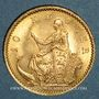 Münzen Danemark. Christian IX (1863-1906). 10 kroner 1900 (PTL 900‰. 4,48 g)