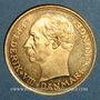 Münzen Danemark. Frédéric VIII (1906-1912). 20 kroner 1911 BU (PTL 900‰. 8,96 g)