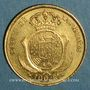 Münzen Espagne. Isabelle II (1833-1868). 100 reales 1860. Madrid. (PTL 900/‰. 8,34 g)
