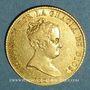 Münzen Espagne. Isabelle II (1833-1868). 80 reales 1835M-CR. Madrid. (PTL 875/‰. 6,77 g)
