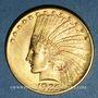 Münzen Etats Unis. 10 dollars 1926. Tête d'indien. 900 /1000. 16,71 gr