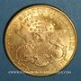 Münzen Etats Unis. 20 dollars 1903. (PTL 900‰. 33,43 g)