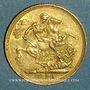 Münzen Grande Bretagne. Georges IV (1820-1830). 1 souverain 1821. (PTL 917‰. 7,99 g)