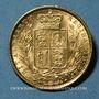 Münzen Grande Bretagne. Victoria (1837-1901). Souverain 1871. (PTL 917‰. 7,99 g)