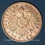 Münzen Hambourg. 10 mark 1903J. 900 /1000. 3,98 gr