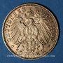 Münzen Hambourg. 10 mark 1905J. 900 /1000. 3,98 gr