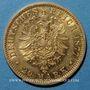Münzen Hambourg. 20 mark 1877J. 900/1000. 7,96 gr