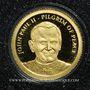 Münzen Iles Cook. Elisabeth II (1952 -/). 1 dollar 2010 (PTL 999‰. 0,5 g)
