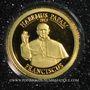 Münzen Iles Cook. Elisabeth II (1952 -/). 1 dollar 2013 (PTL 999‰. 0,5 g)