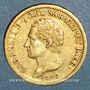 Münzen Italie. Sardaigne. Charles Félix (1821-1831). 20 lires 1828L. Turin. (PTL 900‰. 6,45 g)