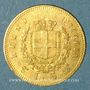 Münzen Italie. Victor Emmanuel II (1861-1878). 5 lires 1863T BN. Turin. (PTL 900‰. 1,61 g)