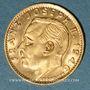 Münzen Liechtenstein. François Joseph II, prince (1938-1990). 10 franken 1946 B. (PTL 900‰. 3,22 g)