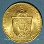 Münzen Liechtenstein. François Joseph II, prince (1938-1990). 25 franken 1956. (PTL 900‰. 5,65 g)