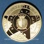 Münzen Malte. 50 euro 2017. Jardin botanique Argotti. 916 /1000. 6,50 g
