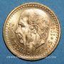 Münzen Mexique. 2 1/2 pesos 1945. (PTL 900‰. 2,0833 g)