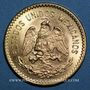 Münzen Mexique. République. 10 pesos 1959. (PTL 900‰.  8,33 g)