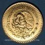 Münzen Mexique. République. 250 pesos 1985. Coupe du Monde 1986 de football. (PTL 900‰. 8,64 g)
