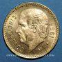Münzen Mexique. République. 5 pesos 1906. (PTL 900‰. 4,16 g)