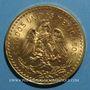 Münzen Mexique. République. 50 pesos 1947. (PTL 900‰. 41,67 g)