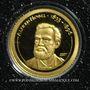 Münzen Mongolie. République. 500 tugrik 2007 (PTL 999‰. 0,5 g)