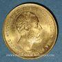 Münzen Norvège. Oscar II (1872-1907). 20 kroner 1875 (PTL 900‰. 8,96 g)