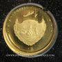 Münzen Palau. République. 1 dollar 2006 (PTL 999‰. 0,5 g)
