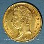 Münzen Pays Bas. Guillaume I (1815-1840). 10 florins 1832. (PTL 900‰. 6,72 g)