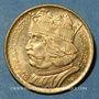 Münzen Pologne. République. 10 zlotych 1925 (PTL 900‰. 3,22 g)