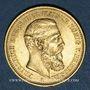 Münzen Prusse. Frédéric III (1888). 20 mark 1888A. 900 /1000. 7,96 gr
