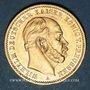 Münzen Prusse. Guillaume I (1861-1888). 20 mark 1871A. 900/1000. 7,96 gr.