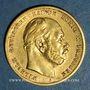 Münzen Prusse. Guillaume I (1861-1988). 10 mark 1873A. 900 /1000. 3,98 gr