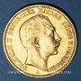 Münzen Prusse. Guillaume II (1888-1918). 20 mark 1899A. (PTL 900/1000. 7,96 g)