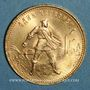Münzen Russie. République. Cherwonetz 1977. (PTL 900‰. 8,6026 g)